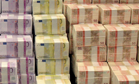 Mega budget surplus is Germany's best since 1990