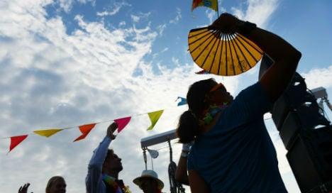 10 ways you can burst with joy in German springtime