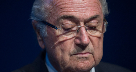 Blatter biography gets March release date