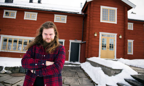 Rural Swedish chef wins first two Michelin stars