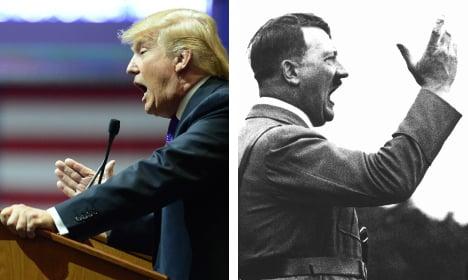 6 ways Donald Trump is nothing like Adolf Hitler