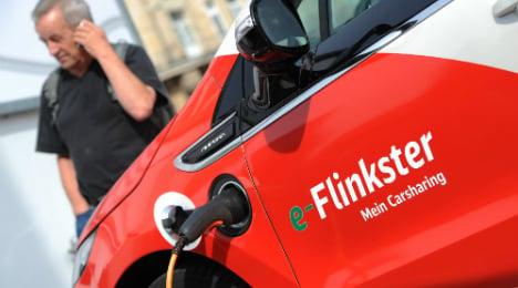 Deutsche Bahn goes door-to-door with electric cars
