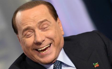 Berlusconi goes vegetarian over animal welfare concerns