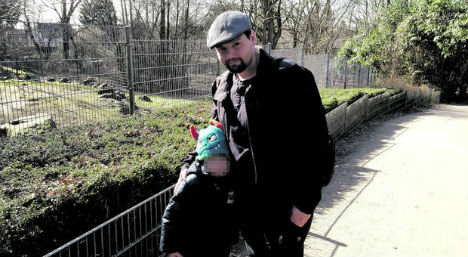 Identity theft victim hounded by Austria for child support