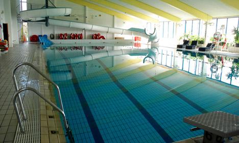 Danish swimming pool bars asylum seekers