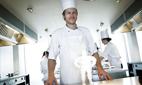 Denmark gets first three-star Michelin restaurant