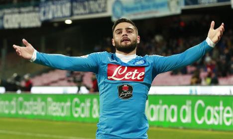 Italian football star robbed at gunpoint