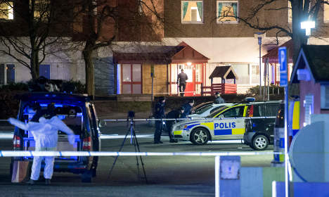 Man found dead after Malmö suburb shooting