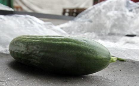 Fatal cucumber sex game lands man in court