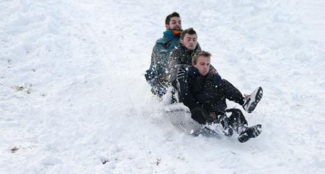 Let it snow! 30 provinces across Spain put on alert