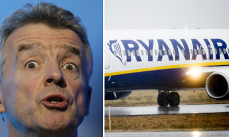 'Attractive ladies' but not enough growth: Ryanair boss