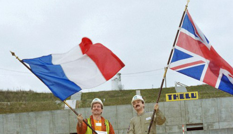 British in France: It's the uncertainty that's horrifying