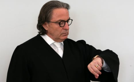Ill health delays first day of 'Auschwitz medic' trial