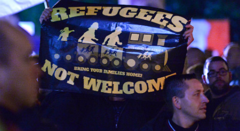 Berlin 'neglecting refugees' human rights': Amnesty