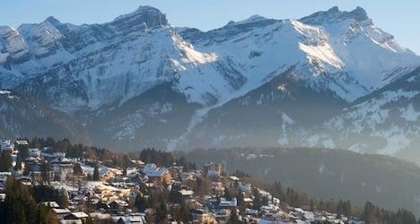 Italian man dies in Alpine resort chalet fire