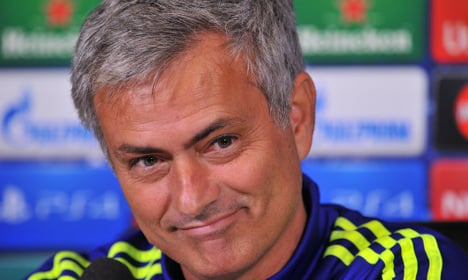 Italian source says Mourinho off to Manchester United