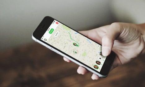 Danish app wants to help partiers get home safe
