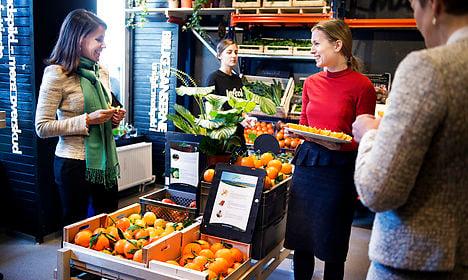Denmark just took a major step to eliminate food waste