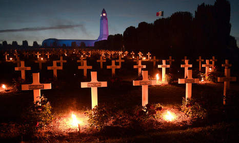 France and Germany mark Battle of Verdun centenary