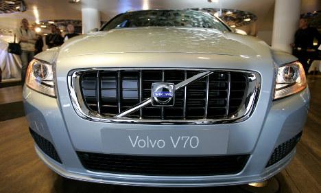 Volvo recalls 59,000 cars with 'unpleasant' software glitch
