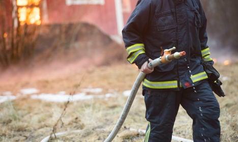 Arrest after apartment 'blown up' in Gothenburg