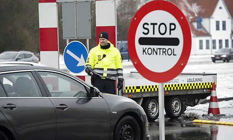 Denmark's border controls extended for third time