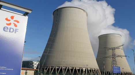 France says ready to pump money into EDF if needed