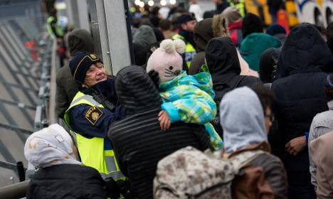 Couple convicted for helping Syrian refugees to Sweden