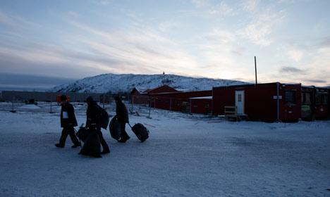 Norway PM: 'Great uncertainty' on asylum figures