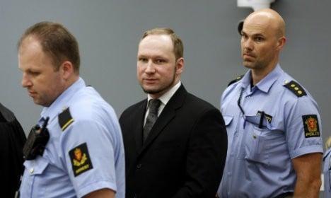 Norwegian mass killer Breivik sues over prison 'torture'