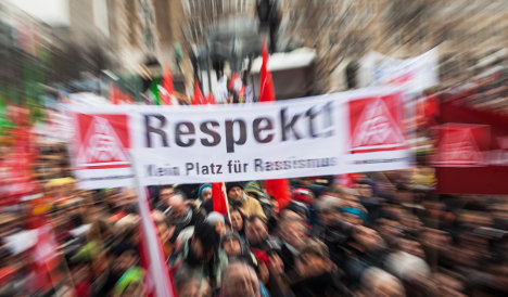Violent hate crime doubled in 2015 in Berlin: report