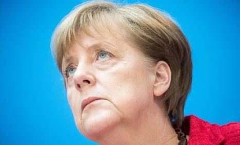 Merkel admits Balkan route closure 'benefits' Germany