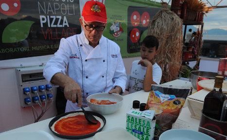 Italy finally offers Neopolitan pizza for Unesco menu