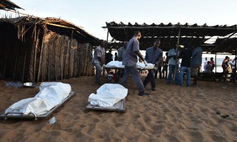 Ivory Coast massacre 'was symbolic attack on France'