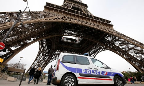 Teen girls charged in France over 'concert hall attack plot'