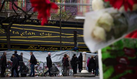 Singer claims Bataclan attack was inside job
