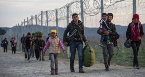 Austrian policy is unrealistic, say volunteers in Greece