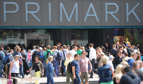 Primark set to open in Italy's fashion capital in April