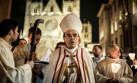 Growing sex abuse scandal rocks French Catholic Church