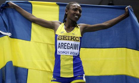 Swedish gold runner joins tennis star in drug scandal