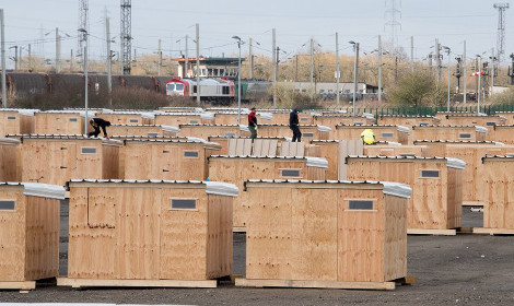 France opens its first respectable refugee camp