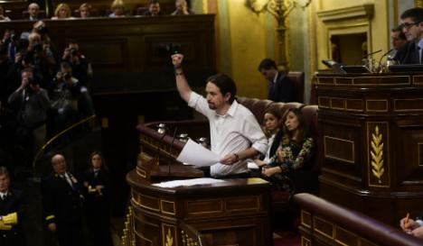 Podemos to block Socialist bid to form Spanish govt