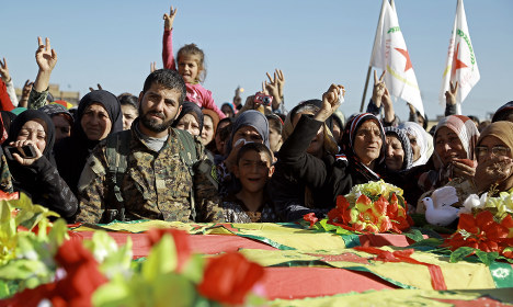 Kurds must be able to give views on Syria's future: UN