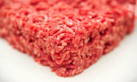 Swedish supermarket recalls meat after salmonella scare
