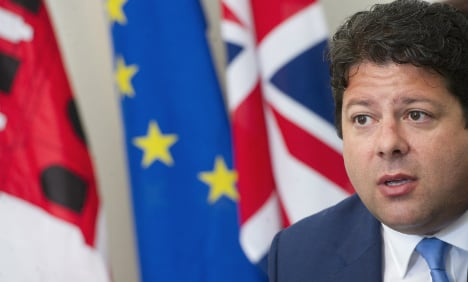 'Gibraltar is passionately British – that's why we reject Brexit'
