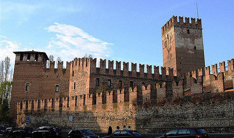 Italian police pin Verona art heist on Moldovan gang