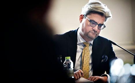 Denmark drops online snooping plans