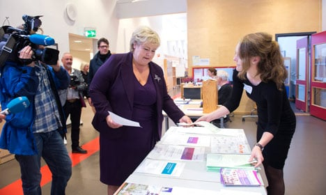 Norway's elections are among the very best in the world
