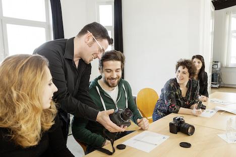 Vienna gets its first English language photo school