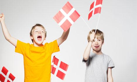 Danes regain 'world's happiest people' title